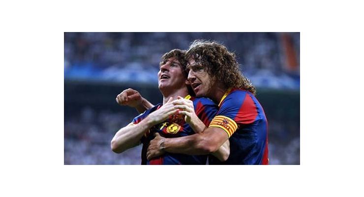 Messi gia nhập CLB 'chỉ 1 đội bóng' cùng Puyol, Maldini, Giggs