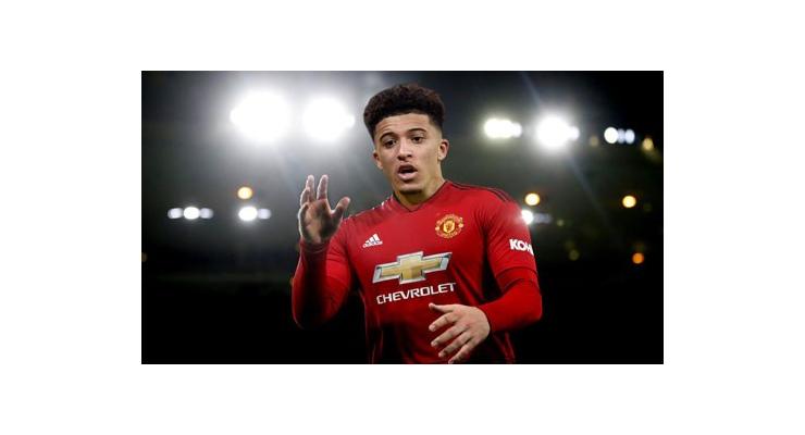Man United: Chào Sancho, chào tương lai tươi sáng