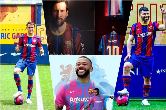 Gia hạn với Messi và chiêu mộ nhiều tân binh chất lượng, Barca đang hướng đến mùa giải mới với nhiều hy vọng