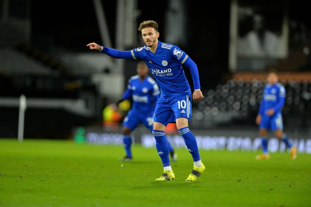 James Maddison  - £60m player would love to join Arsenal and be their new number 10, journalist suggests - Bóng Đá