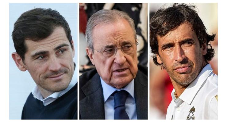 "Perez ""chửi"" cả Casillas lẫn Raul"