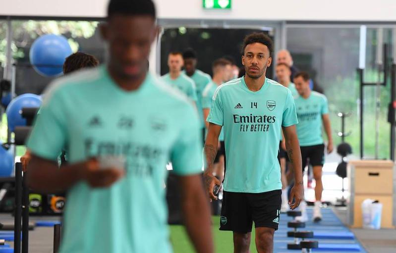 Tân binh có mặt ở Arsenal sau thất bại tủi hổ - Bóng Đá