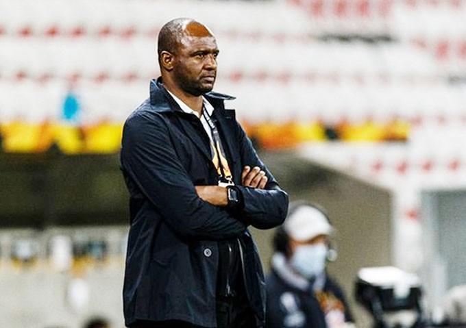 Vieira sẽ đón nhận thách thức lớn nhất sự nghiệp cầm quân