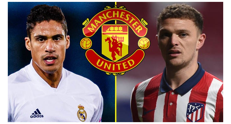 Man Utd may look to sell four players after securing Raphael Varane and Kieran Trippier - Bóng Đá