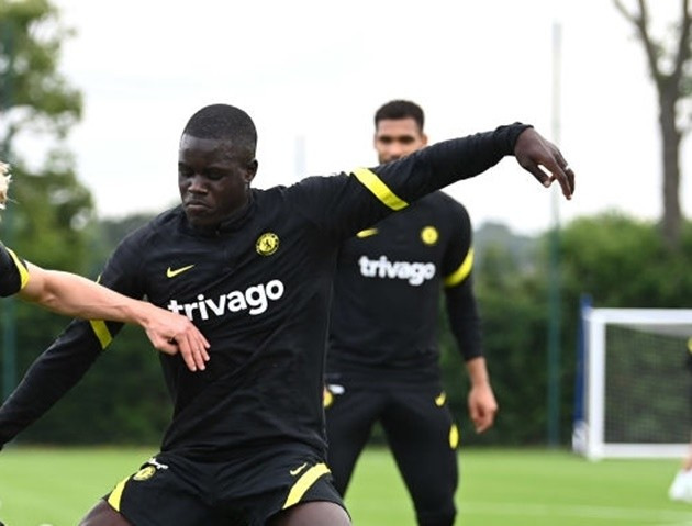 Sarr 'surprised' that Chelsea wanted to sign him as he looks to make Blues breakthrough - Bóng Đá