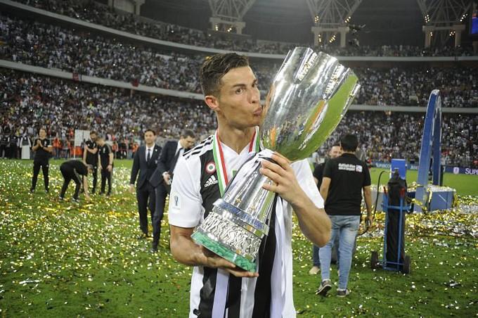 Ronaldo đã không thể giúp Juventus bảo vệ thành công chức vô địch Serie A ở mùa 2020/21