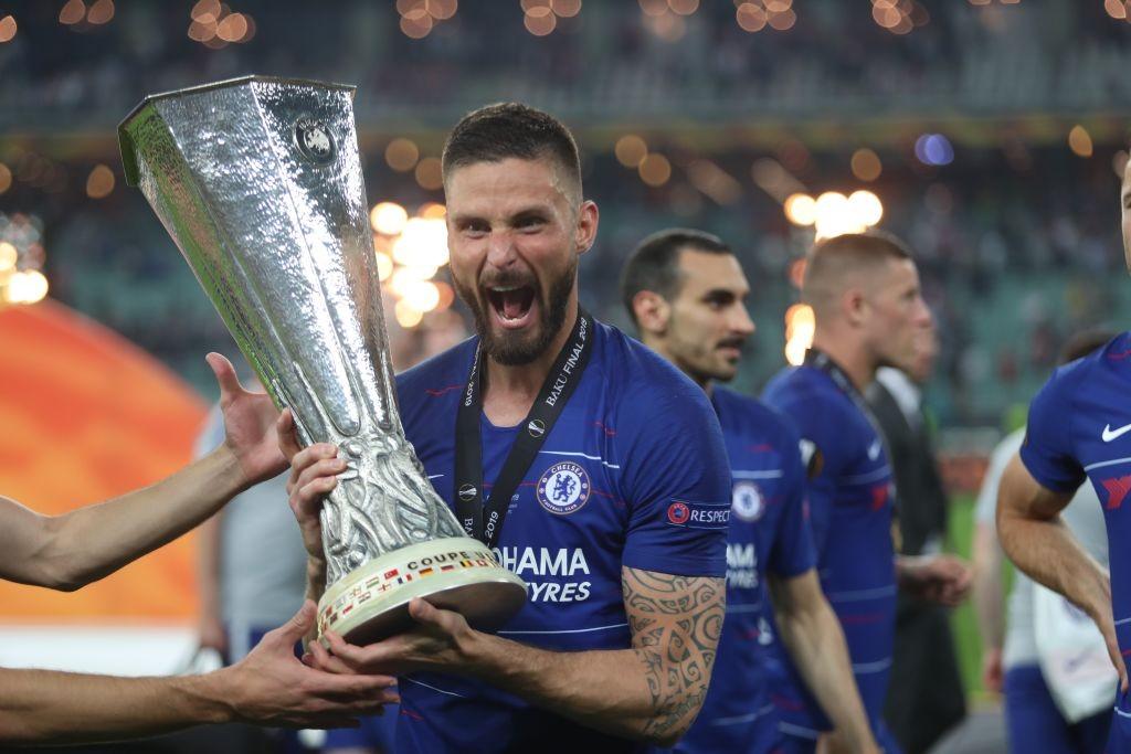 5 khoảnh khắc đáng nhớ nhất của Olivier Giroud ở Chelsea - Bóng Đá