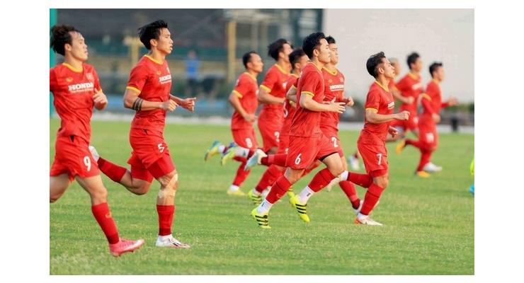 Đã có danh sách sơ bộ ĐT Việt Nam; HAGL tập luyện chăm chỉ - Bóng Đá