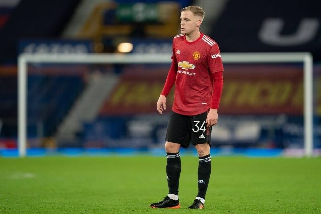Reliable journalist reveals there's a 50-50 chance for Man United to sell 24-year-old star - Bóng Đá