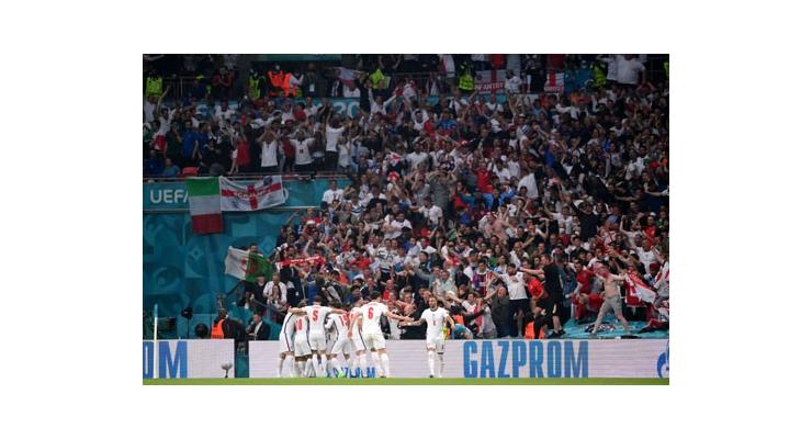 Premier League mùa giải mới hy vọng sẽ đầy ắp khán giả như trận chung kết EURO trên sân Wembley