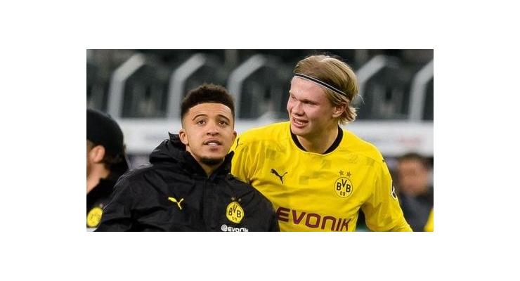 Jadon Sancho and Erling Haaland justify Liverpool's transfer activity - Bóng Đá