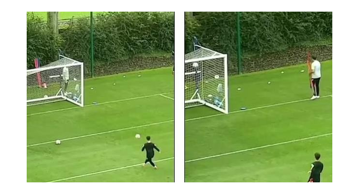 Maybe we should play him upfront instead of Werner!': Chelsea fans blown away by Kepa Arrizabalaga after £72m flop hits crossbar EIGHT times - Bóng Đá