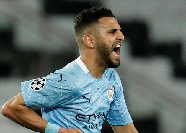 'I don't see higher than Man City' - Mahrez stresses commitment as he pursues Etihad goals - Bóng Đá