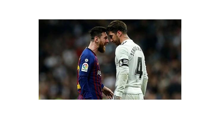 Ramos: 'Messi động viên tôi tới PSG'