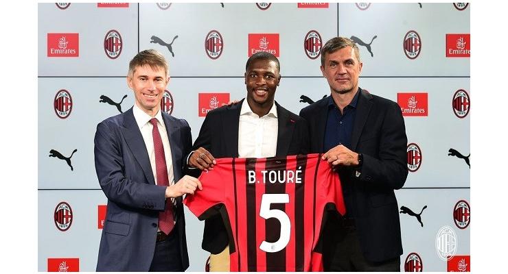 WHO IS NEW MILAN SIGNING BALLO-TOURE? - Bóng Đá
