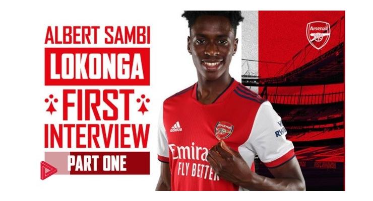 Welcome Sambi! | Lokonga joins Arsenal - Bóng Đá