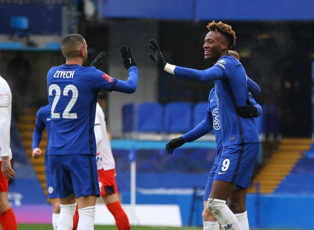 Chelsea ready to sell Hakim Ziyech, Tammy Abraham and Callum Hudson-Odoi - Bóng Đá