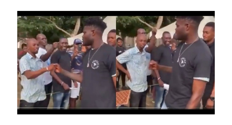 Thomas Partey: Arsenal supporters react as midfielder coldly ignores Spurs fan - Bóng Đá