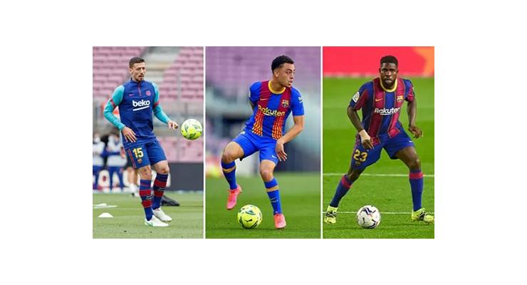 Vì Messi, Barcelona sắp thanh lý thêm 3 cầu thủ trong tuần này