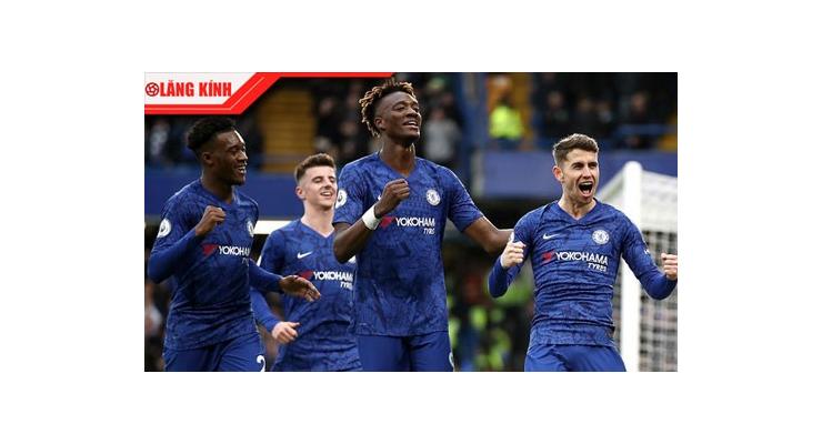 Đào tạo trẻ ở Chelsea thành công nhờ tính kiên nhẫn