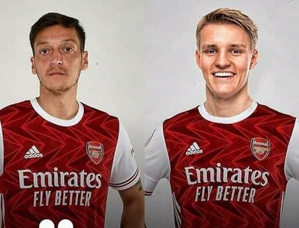 Odegaard 'reminded me of Ozil' says former Arsenal man - Bóng Đá