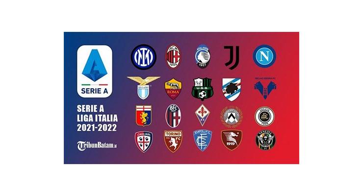 Lịch thi đấu Serie A 2021/22