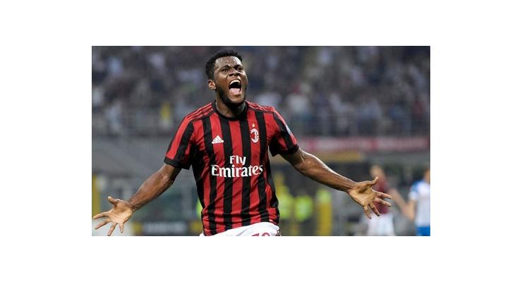 Milan sẽ sớm gia hạn với Kessie