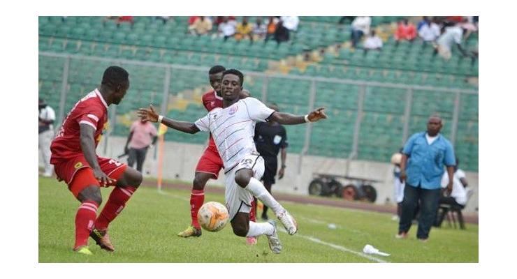Ghana Premier League player admits scoring two deliberate own goals to foil match-fixing plot - Bóng Đá