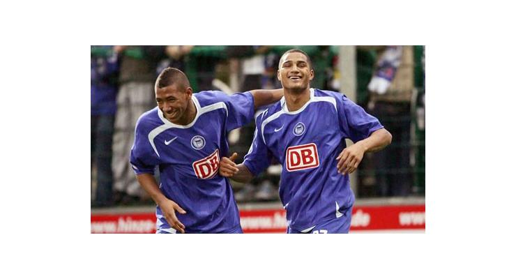 Anh em Boateng có thể tái hợp tại Hertha
