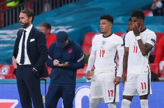 Thất bại của tuyển Anh ảnh hưởng như thế nào lên Man Utd? - Bóng Đá
