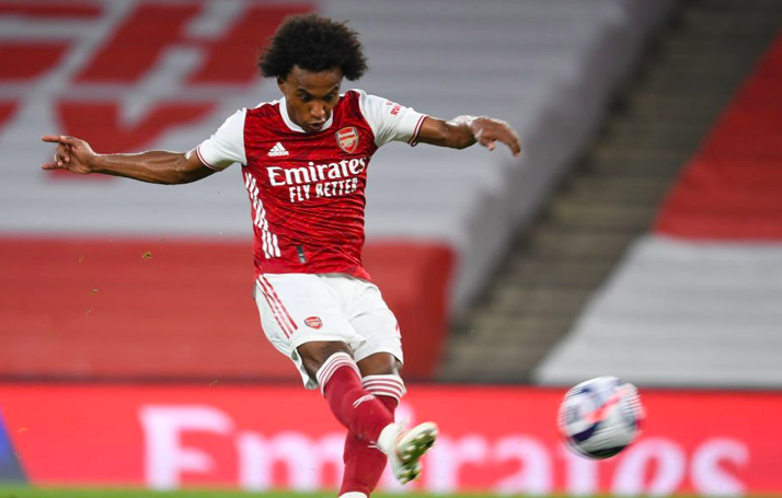 Fabrizio Romano has revealed on his podcast that Willian is still determined to leave Arsenal this summer, - Bóng Đá