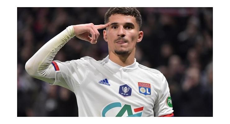 Lyon's Houssem Aouar 'wants Barcelona or Real Madrid move' - Bóng Đá
