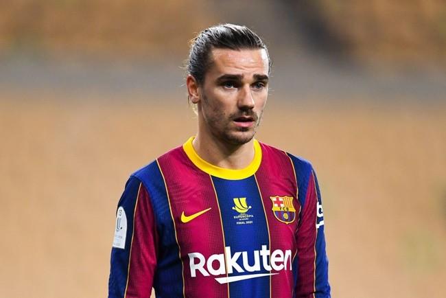 Antoine Griezmann's priority is to stay in Spain - Bóng Đá