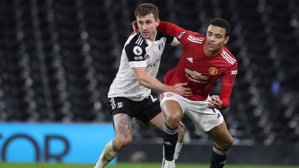 'Dear opponent' by Mason Greenwood: 'What did he drink then?' - Bóng Đá