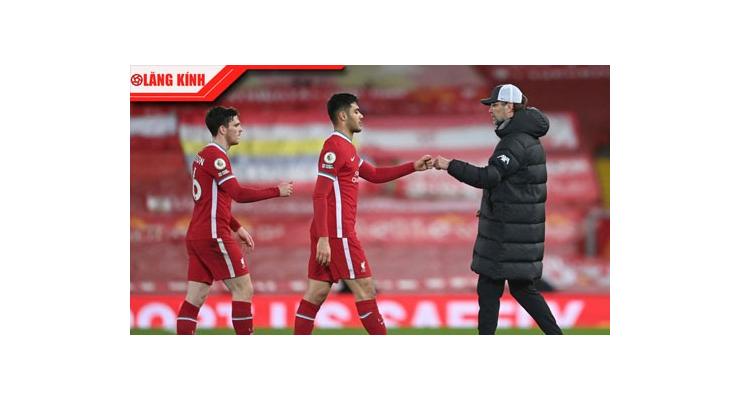 Hai trở lực của Liverpool vĩ đại