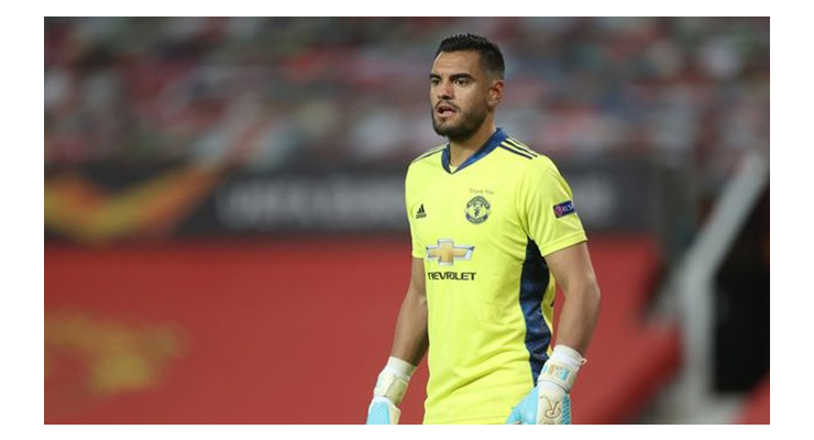 Chelsea considering move to sign ex-Manchester United goalkeeper Sergio Romero on free transfer - Bóng Đá